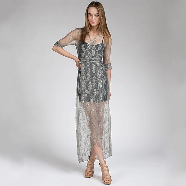 Style Saint Faye Wrap Dress