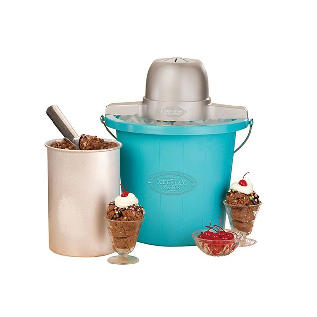 Nostalgia Electrics 4 Qt. Ice Cream Maker