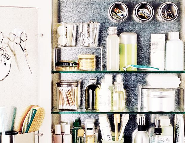 6 Steps To Your Most Organised Medicine Cabinet Ever