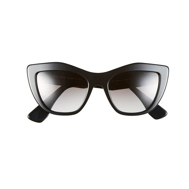 Miu Miu 53MM Cat Eye Sunglasses