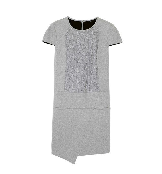 Tibi Elsa Short Sleeve Dress