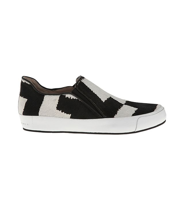 10 Crosby Derek Lam Jared Slip On Haircalf Sneakers