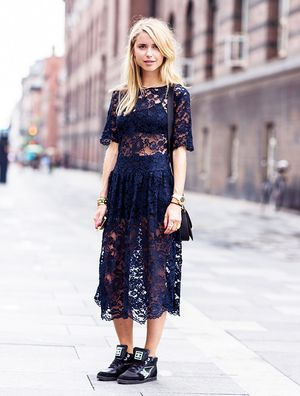 Tip Of The Day: Head-To-Toe Lace