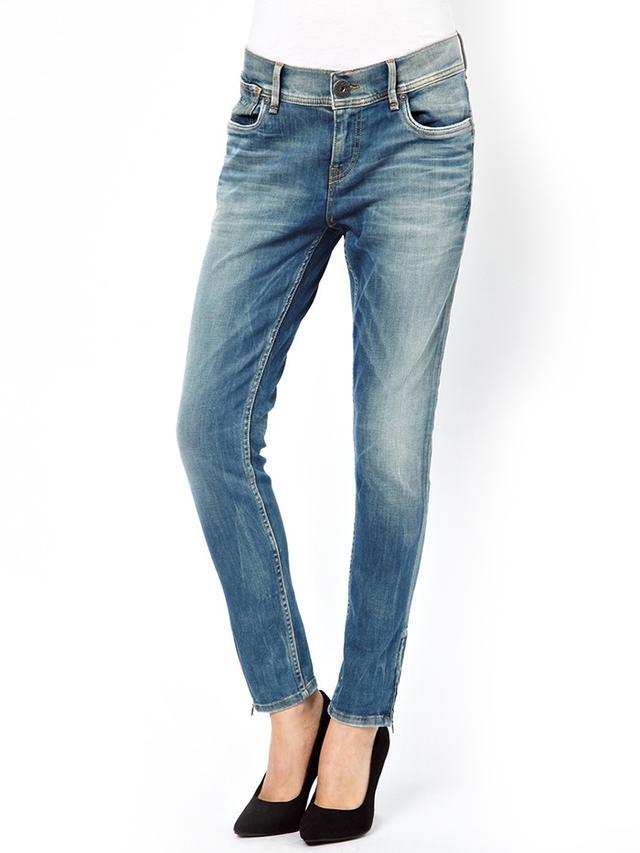 Pepe Jeans Joey Slim Boyfriend Jeans