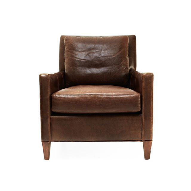 Cobble Hill Solvang Leather Chair