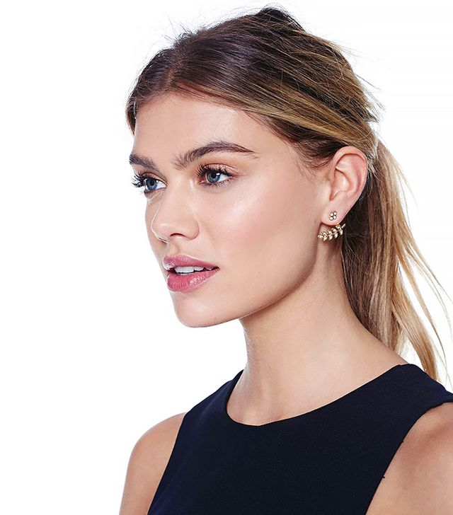 Nasty Gal Leaf Me Alone Earring