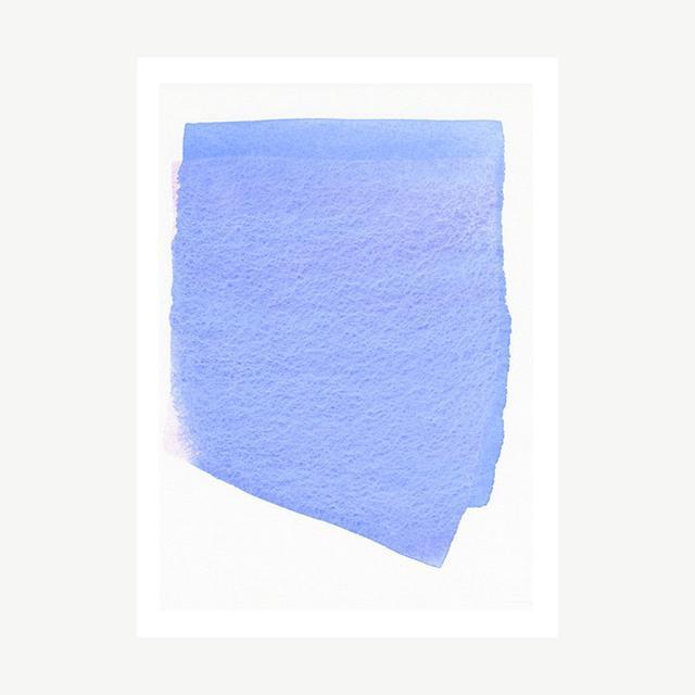 Malissa Ryder Blue & Pink Form