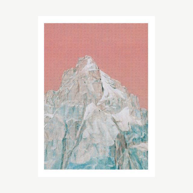 Elizabeth Corkery Orange Peak / Violet Peak