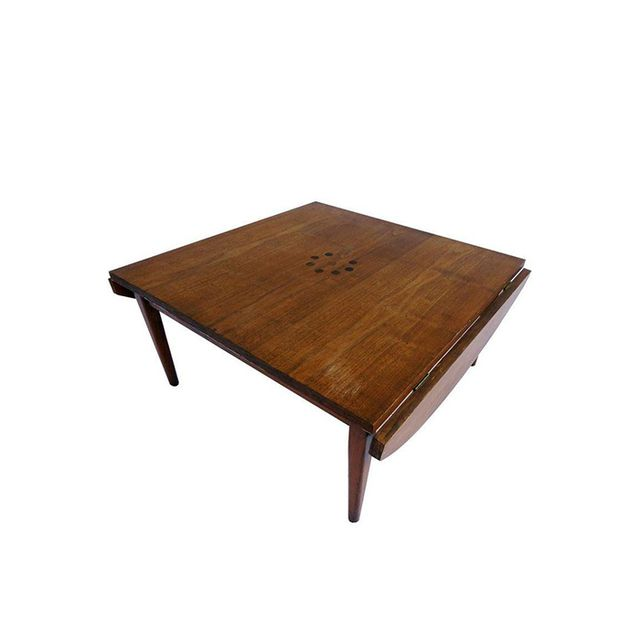 Drexel Vintage Walnut Coffee Table