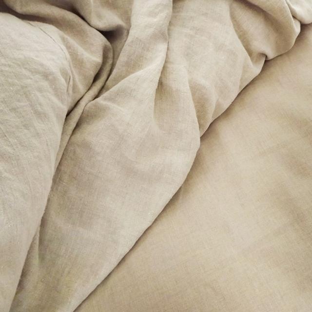 Rough Linen Linen Sheet