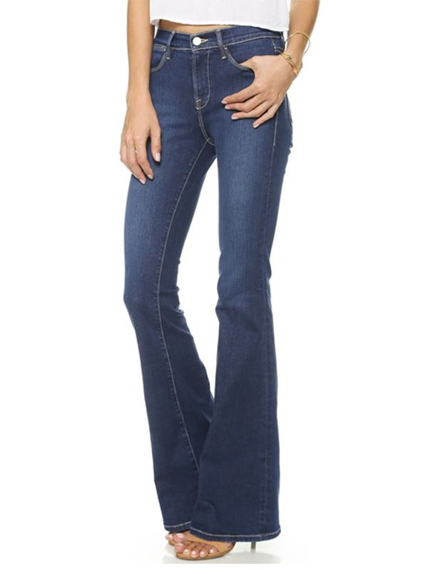 Frame Denim Le High Flare Jeans