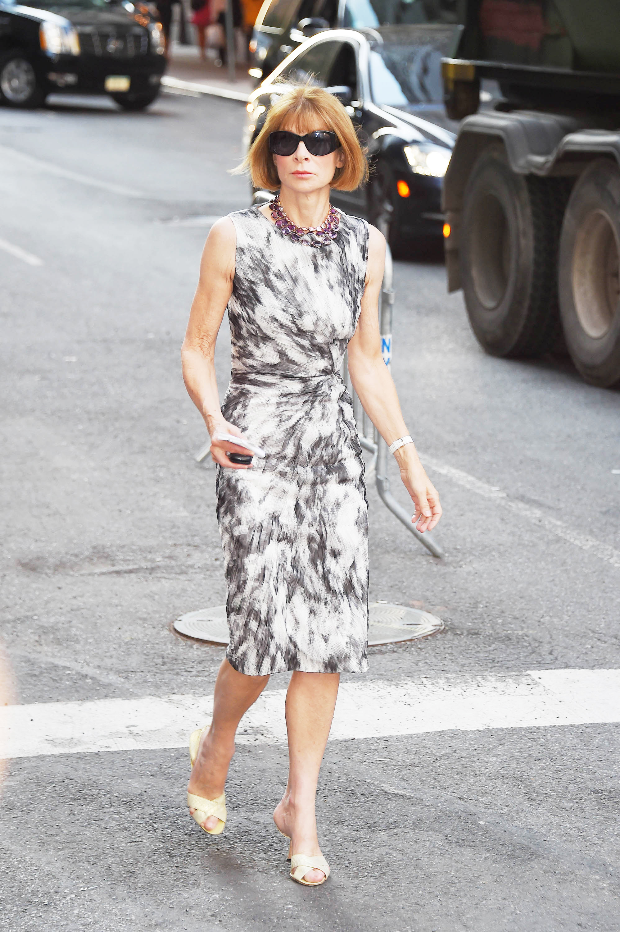 Anna Wintour Is Getting Her Own Musical