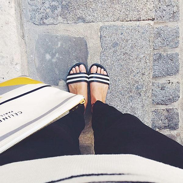 Tip 7. Wear cute shoes.
