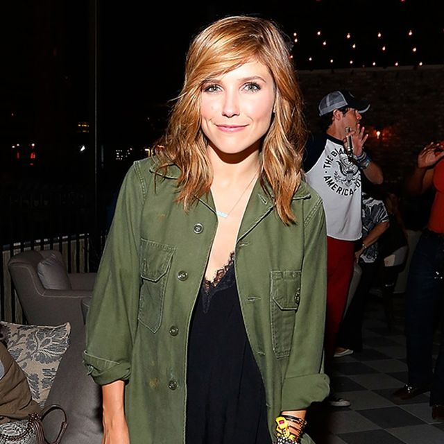 How To Recreate Sophia Bush's Perfect Music Festival Look