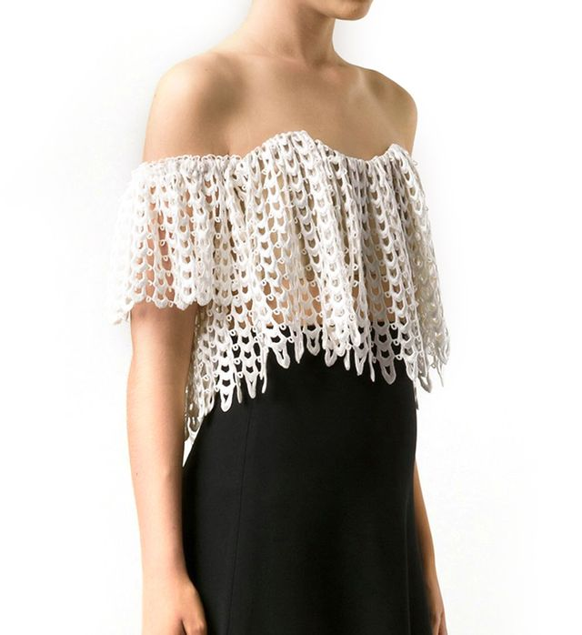 Stone Cold Fox Holy Tube Top