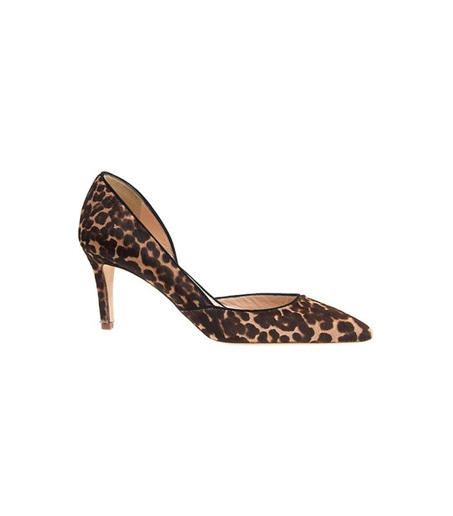 J.Crew Collection Valentina Calf Hair d'Orsay Pumps