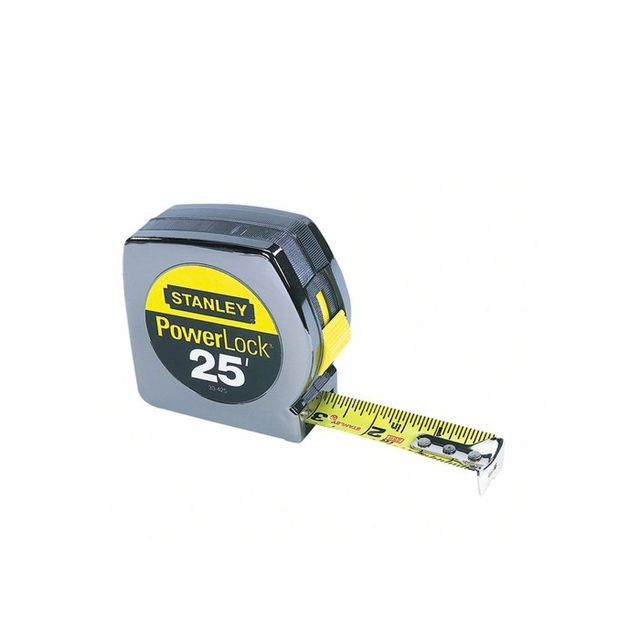 Home Depot Stanley 25' Tape Measure