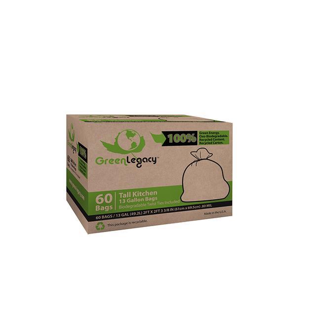 Amazon Green Legacy Eco-Friendly Trash Bags