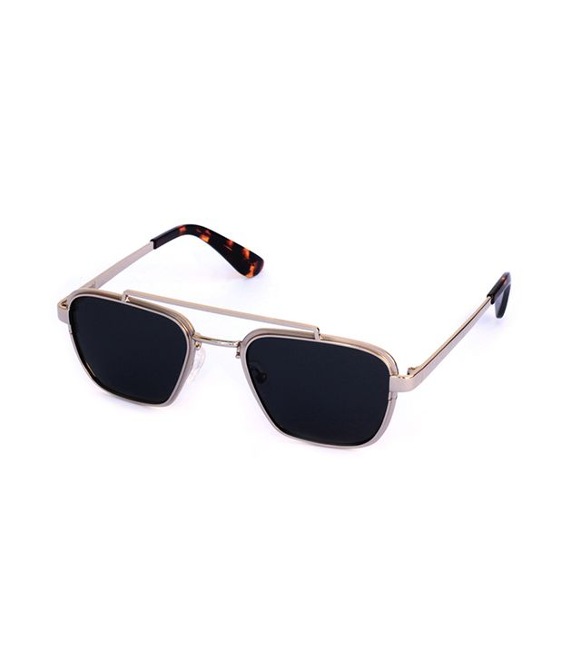 Nick Campbell Andy Sunglasses in Chrome