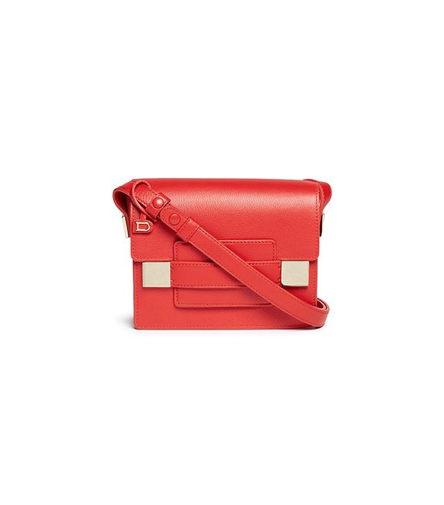 Delvaux Madame Mini-Polo Shoulder Bag