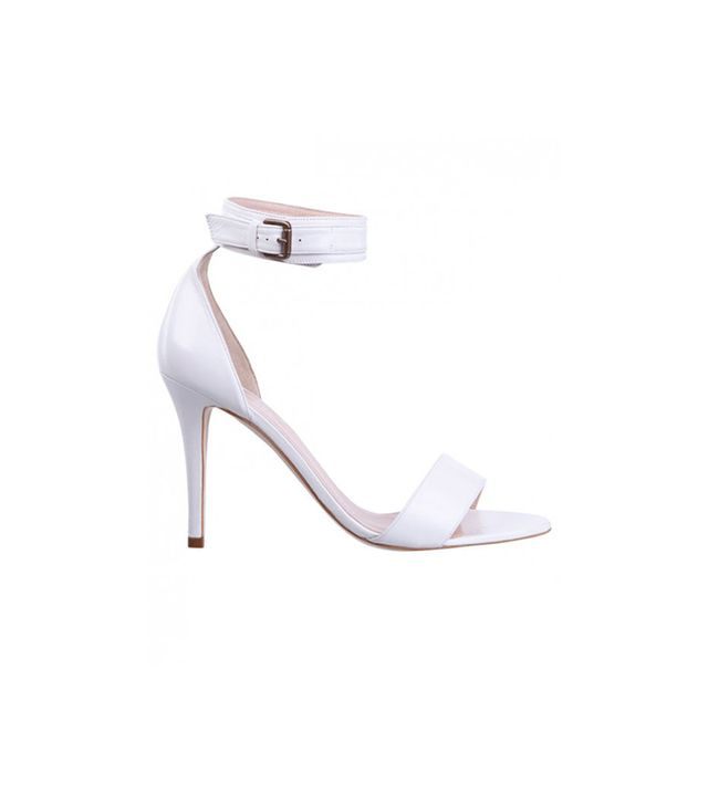 The Mode Collective Mid Heel Sandal