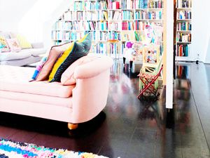Inside a Colourful Family Home in Copenhagen