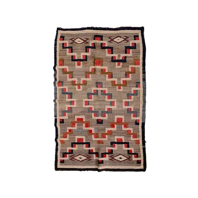 Chairish Vintage Navajo Rug or Wall Tapestry