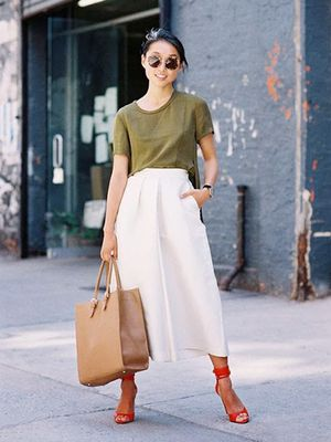 Gaucho Pants: The Perfect Transitional Piece