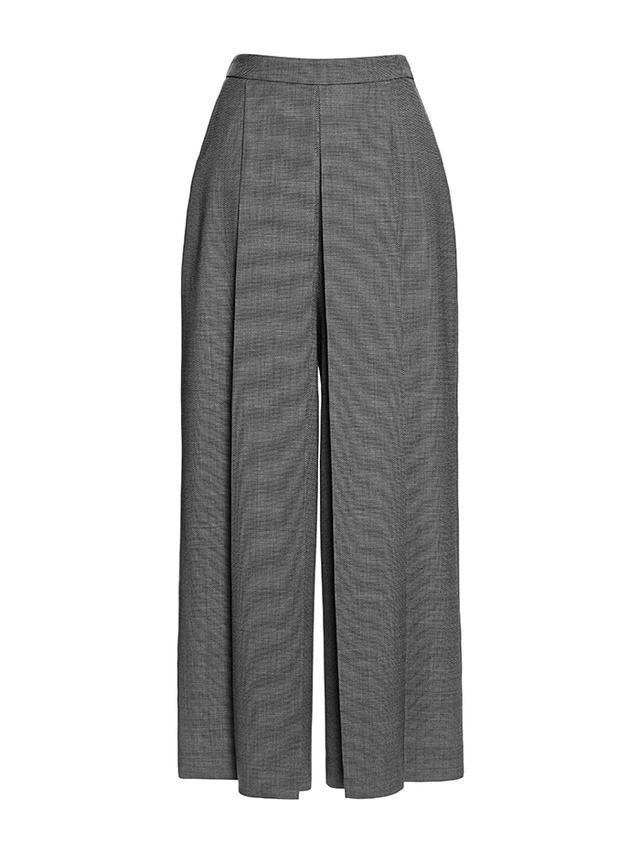 Alexander Wang High-Waisted Box Pleated Trouser