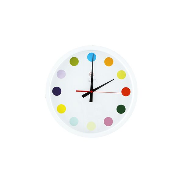 Damien Hirst Spot Clock