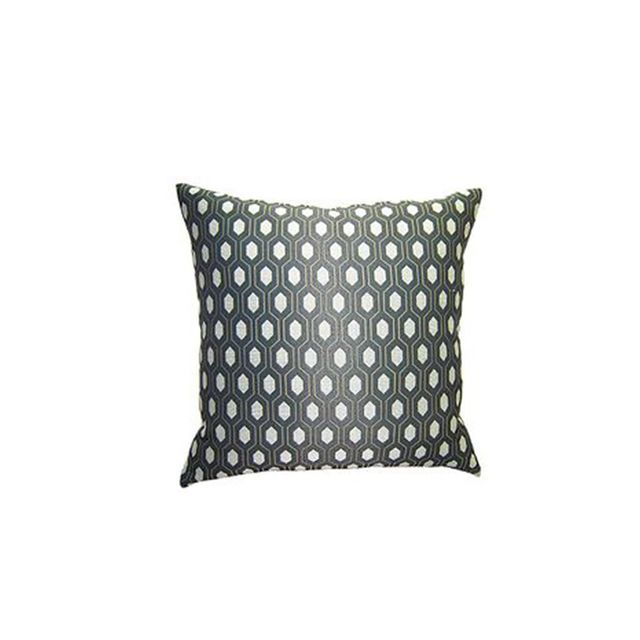 Square Feathers Blake Diamonds Pillow