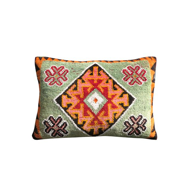 Maven Collection Garden State Berber Wool Pillow