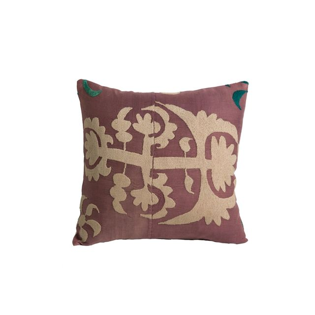 The Loaded Trunk Vintage Suzani Pillow