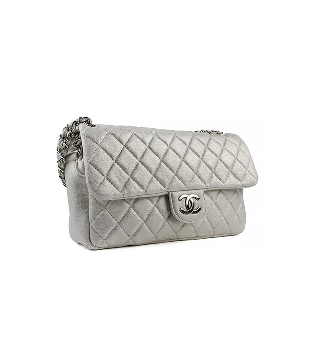 Chanel Classic Quilted Flap
