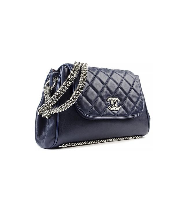 Chanel Accordion Classic Flap Bag