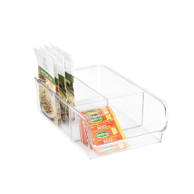 The Container Store Three Section Cabinet Organiser