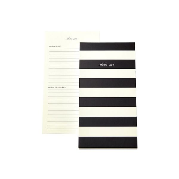 Kate Spade New York Dear Me Notepad