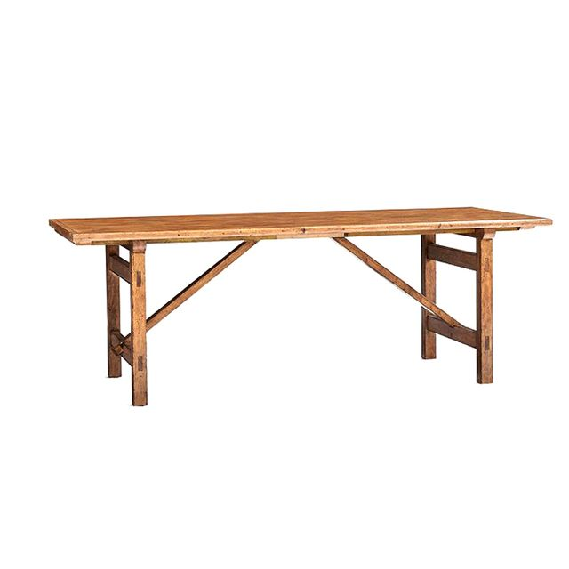 Pottery Barn Warner Extending Dining Table
