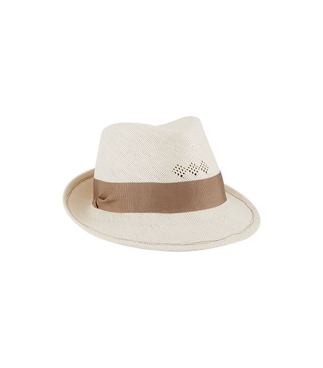 Lola Hats Paper Dice Fedora