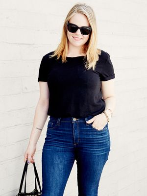 How Spanx Jeans Transformed My Body: One Curvy Editor's Story