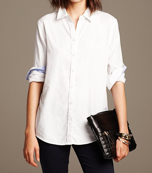 Banana Republic Soft-Wash Oxford Shirt