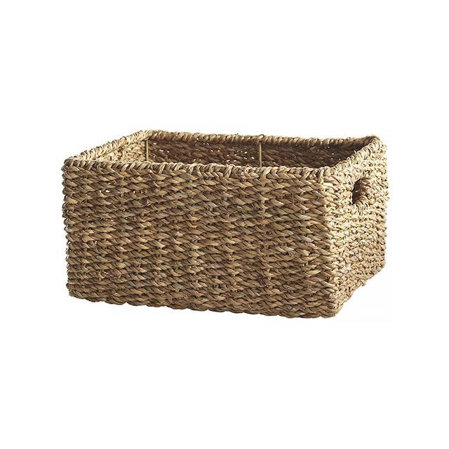 Wisteria Woven Basket
