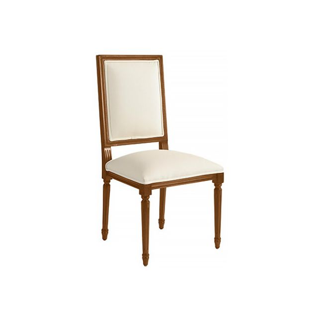 Ballard Designs Louis XVI Slide Chair