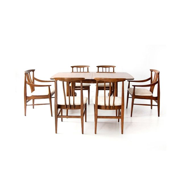 86home Midcentury Modern Dining Set