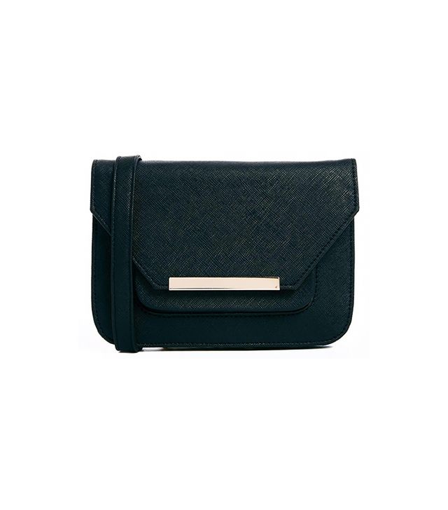 ASOS Occasion Clutch Bag with Front Phone Pocket