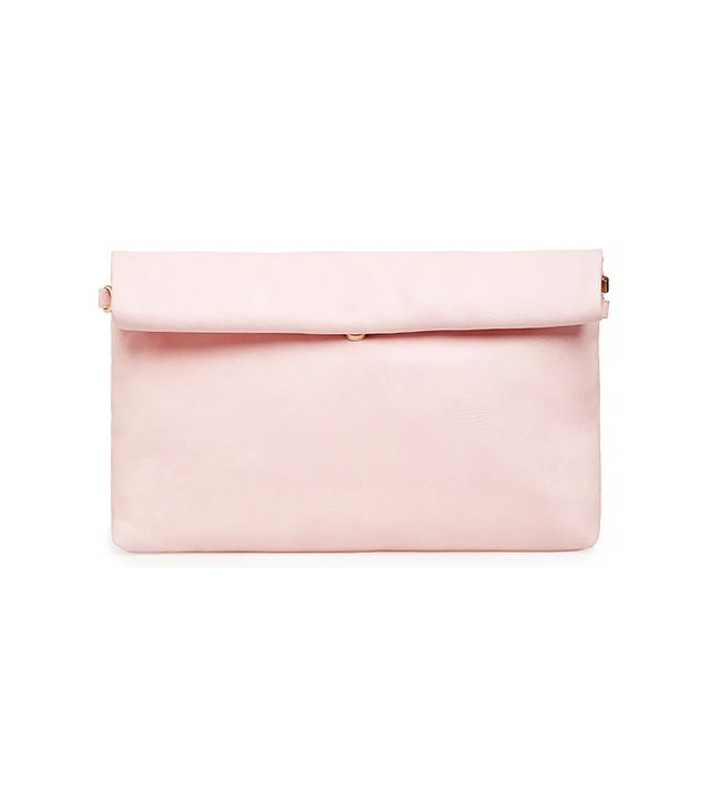 Daily Look Large Fold Over Clutch