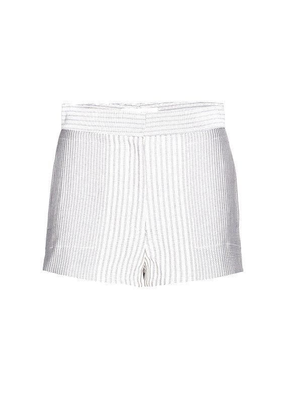 Stella McCartney Corbin Striped Shorts