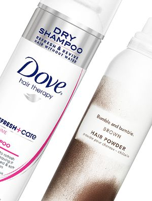 6 OMG Uses for Your Dry Shampoo
