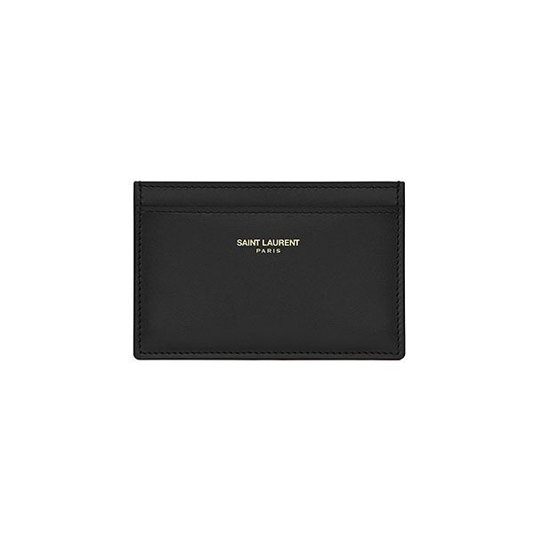 Saint Laurent Paris Credit Card Case