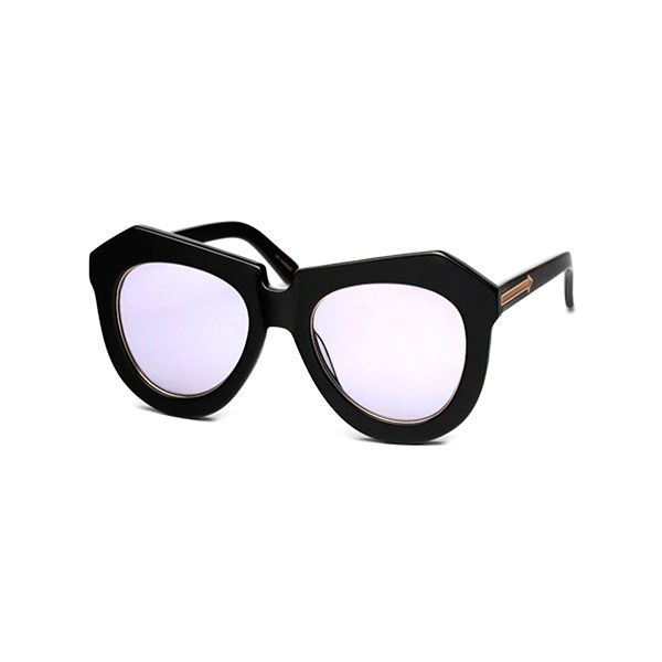 Karen Walker One Worship Black Sunglasses